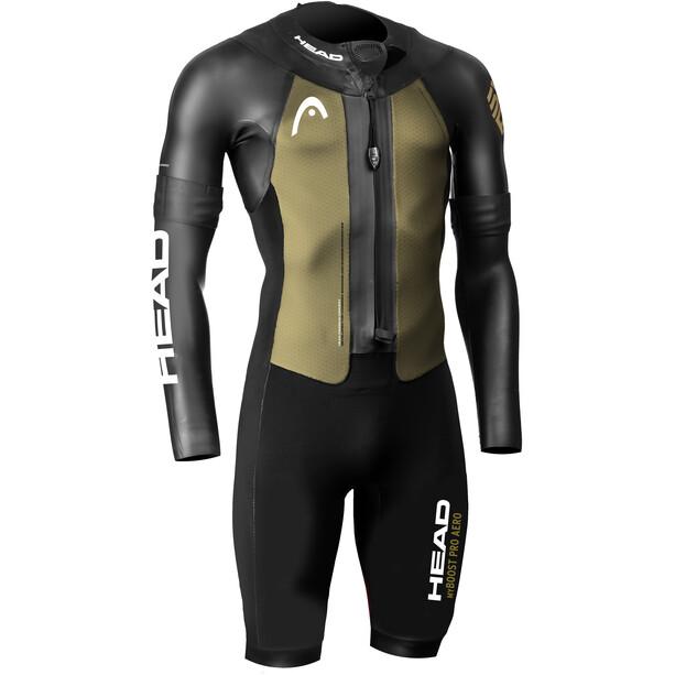 Head Swimrun myBoost PRO AERO Suit Men svart/guld