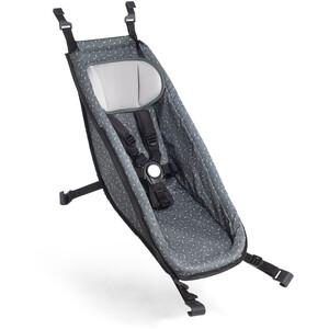 Croozer Siège bébé pour Kid à partir de 2014, gris gris