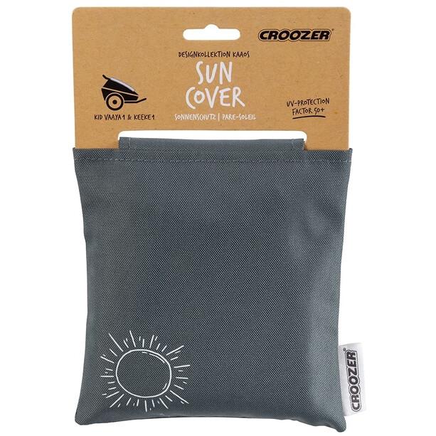Croozer Sonnenschutz für Kid Vaaya 1 graphite blue