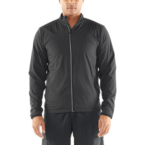 Icebreaker Incline Windbreaker Jacke Herren black black