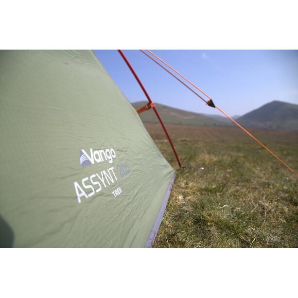 Vango Assynt 200 Zelt dark moss