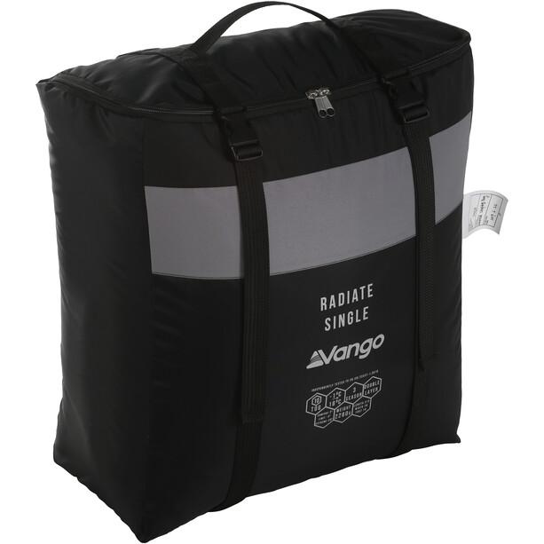 Vango Radiate Single Schlafsack black