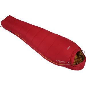 Vango Latitude Pro 400 Makuupussi, punainen punainen