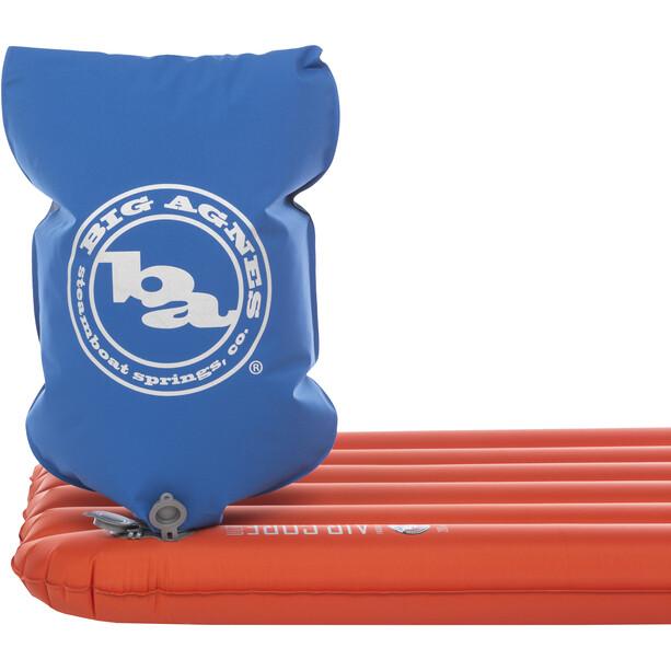 Big Agnes Insulated Air Core Ultra Sleeping Mat Wide Regular orange