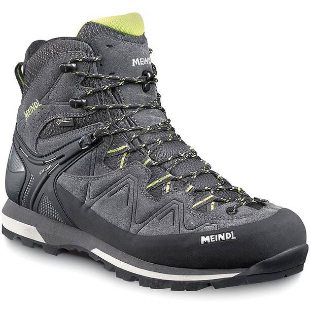 Meindl Tonale GTX Shoes Men anthracite/lemon