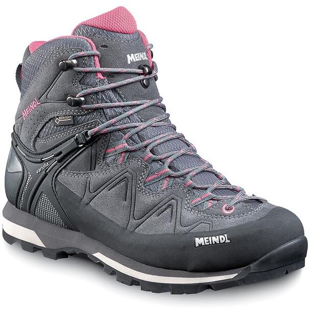 Meindl Tonale GTX Shoes Women anthracite/rosé