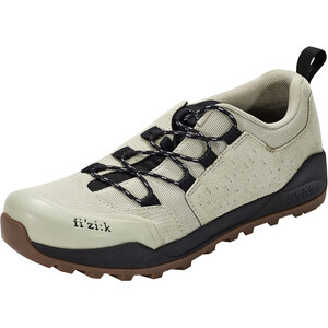 Fizik Terra EL X2 MTB Schuhe Herren beige/grau beige/grau