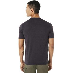 Oakley O-Bold Ellipse T-Shirt Herren blackout light heather blackout light heather