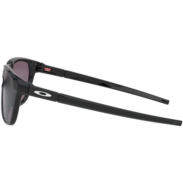 Oakley Anorak Sonnenbrille polished black/prizm grey