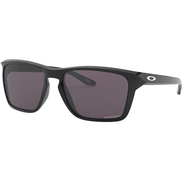 Oakley Sylas Sonnenbrille polished black/prizm grey