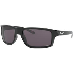 Oakley Gibston Sonnenbrille polished black/prizm grey polished black/prizm grey