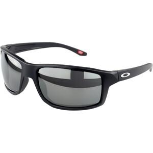Oakley Gibston Sonnenbrille schwarz schwarz