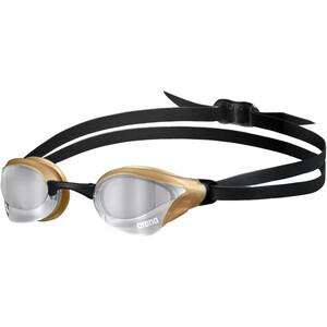 arena Cobra Core Swipe Mirror Schwimmbrille schwarz/braun schwarz/braun
