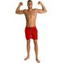 arena Fundamentals Solid Short de bain Homme, rouge