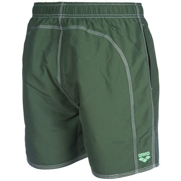 arena Fundamentals Solid Boxer Herren wood green/golf green