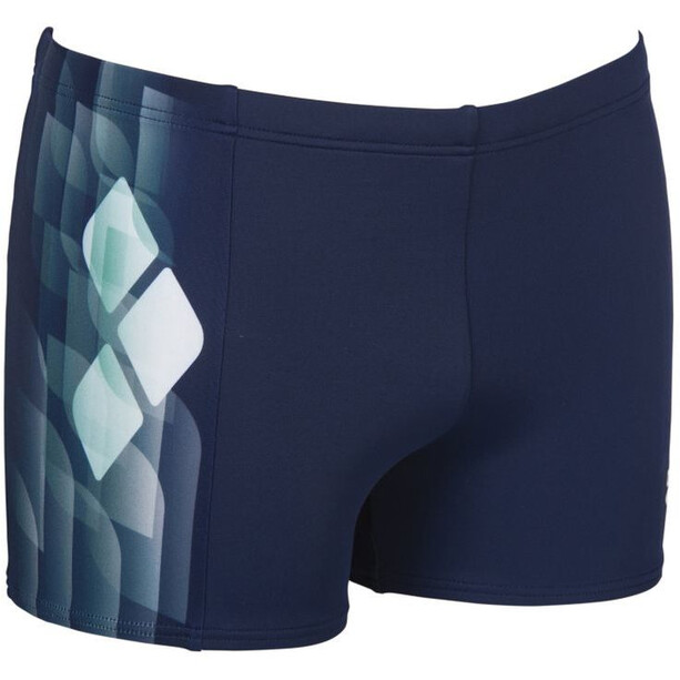 arena Mirrors Shorts Men, sininen