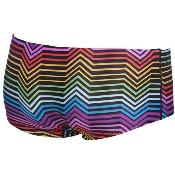 arena Multicolor Stripes Low Waist Shorts Herren black/multi
