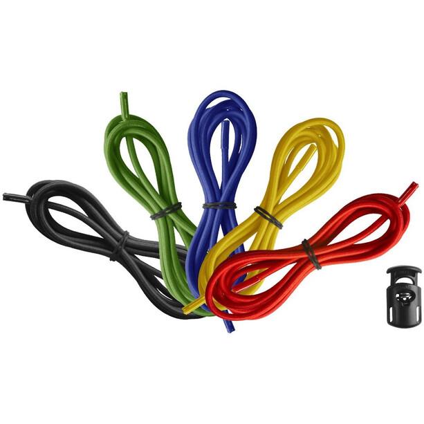 arena Racing Goggles Ersatzbänder multicolor