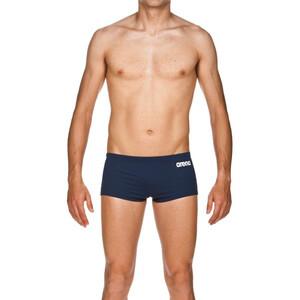 arena Solid Squared Shorts Herr navy/white navy/white