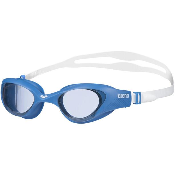 arena The One Goggles light smoke/blue/white