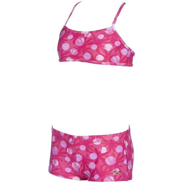 arena Tropical Summer Top Mädchen pink