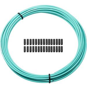 Jagwire LEX SL Shift Cable Housing (エンドキャップ付) 10m ビアンキセレストブルー
