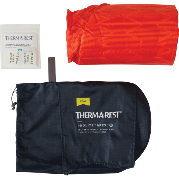 Therm-a-Rest ProLite Apex Matte Regular heat wave