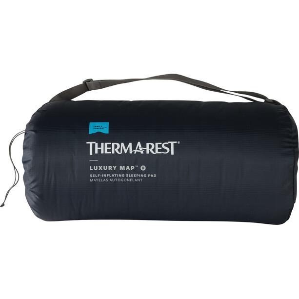 Therm-a-Rest LuxuryMap Schlafmatte Regular poseidon