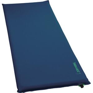 Therm-a-Rest BaseCamp Colchoneta para Dormir Normal, azul azul