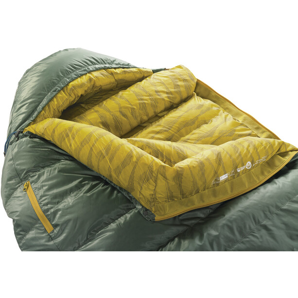 Therm-a-Rest Questar -6 Schlafsack Small balsam