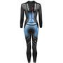 HUUB Agilis Brownlee 3.3 Wetsuit Damen black/blue