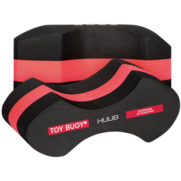 HUUB Toy 4 Boje black/red