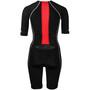 HUUB Essential Long Course Trisuit Damen black/red
