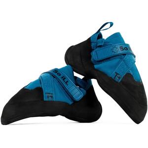 So iLL Free Range Pro Kletterschuhe schwarz/blau schwarz/blau
