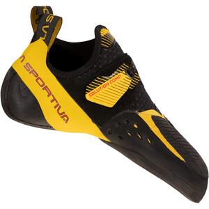La Sportiva Solution Comp Climbing Shoes Men gul/svart gul/svart