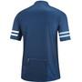 Gonso Agno Full-Zip Kurzarm Radshirt Herren insignia blue