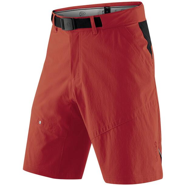 Gonso Arico Shorts Herren ketchup