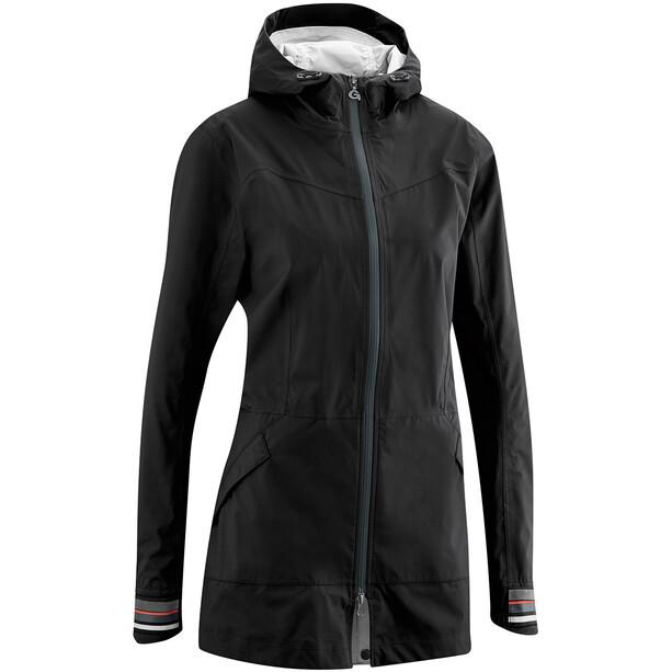 Gonso Job Commuter Rain Jacket Women black