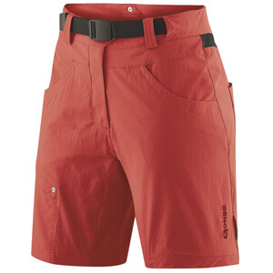 Gonso Mira Fahrradshorts Damen high risk red high risk red