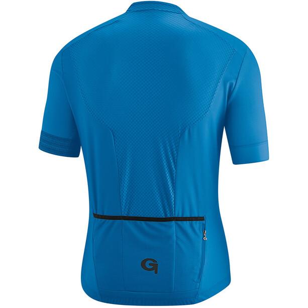 Gonso Narbon Full-Zip Kurzarm Radtrikot Herren imperial blue