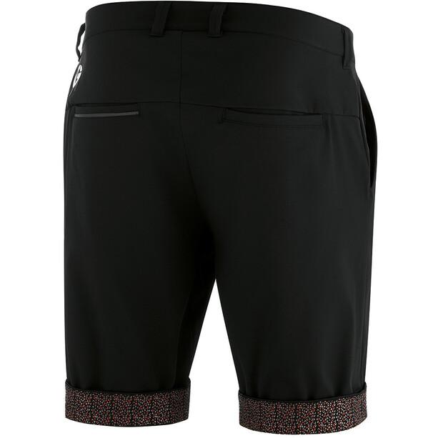 Gonso Quarzit Fahrradshorts Herren black