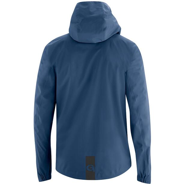 Gonso Save Plus Regenjacke Herren insignia blue