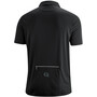 Gonso Willy Polo de cyclisme manches courtes Homme, black/graphite