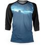 Loose Riders Nebula Cool 3/4 Trikot Herren blue/black
