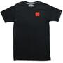 Loose Riders Rising Sun T-Shirt Herren black/red