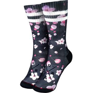 Loose Riders Technical Socken grau/pink grau/pink