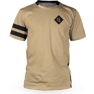 Loose Riders Vink Heritage Koszulka z krótkim rękawem Mężczyźni, beżowy beżowy