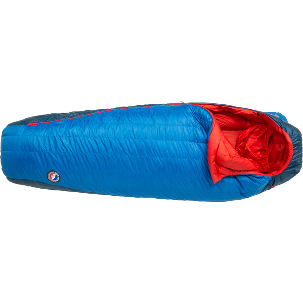 Big Agnes Anvil Horn 15 Sleeping Bag Long, sininen
