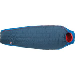 Big Agnes Anvil Horn 30 Schlafsack Regular blue/red blue/red