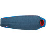 Big Agnes Anvil Horn 30 Schlafsack Regular blue/red